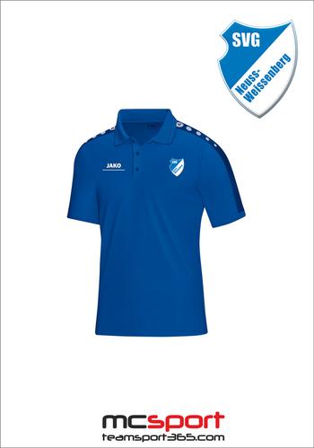 Jako Herren Polo Striker Mit Logo Senior Mcsport24