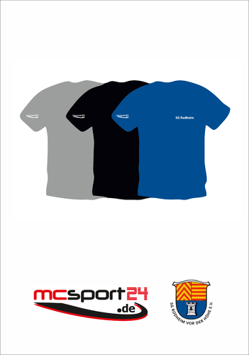 T-Shirt 3er Pack Senior